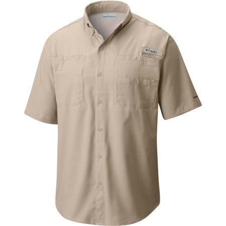 Pánská technická košile s krátkým rukávem - Columbia TAMIAMI II SHORT SLEEVE SHIRT - 1