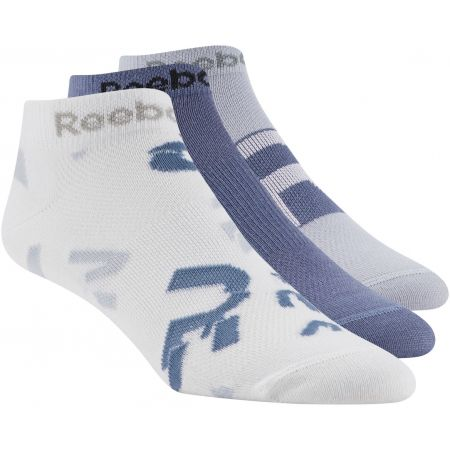 Șosete damă - Reebok RUN CLUB WOMENS 3P SOCK - 1