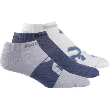 Dámské Ponožky - Reebok RUN CLUB WOMENS 3P SOCK - 2