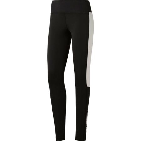 913fd87cc49 Women's tights - Reebok WOR BIG DELTA TIGHT - 1