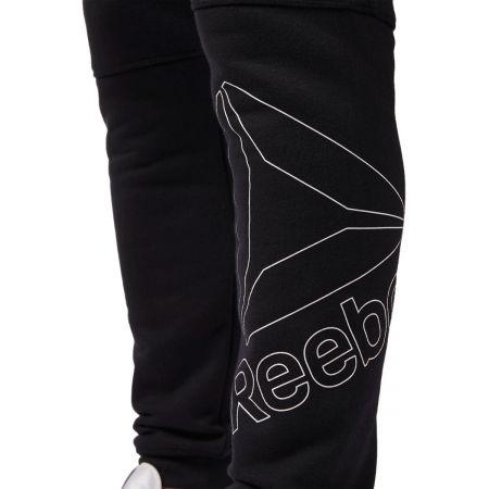 Pantaloni de bărbați - Reebok ELEMENTS BIG LOGO JOGGER PANT - 8