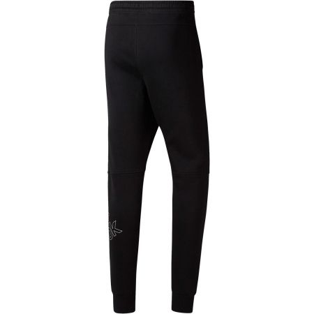 Pantaloni de bărbați - Reebok ELEMENTS BIG LOGO JOGGER PANT - 2