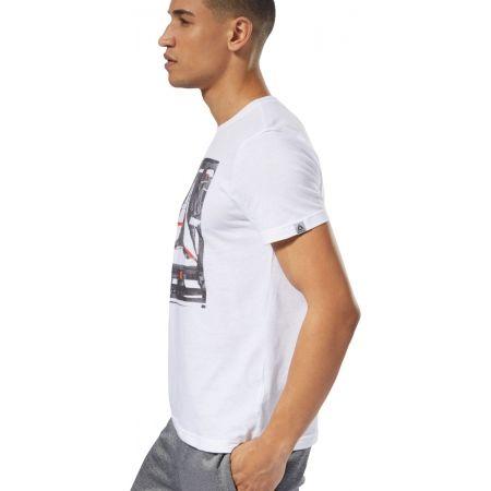 Tricou bărbați - Reebok TBD - 5
