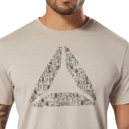 Tricou bărbați - Reebok M OPP - 8