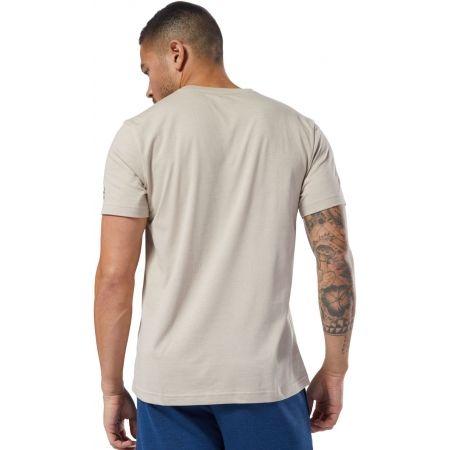 Tricou bărbați - Reebok M OPP - 5