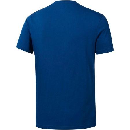 Мъжка тениска - Reebok QQR REEBOK STACKED - 2