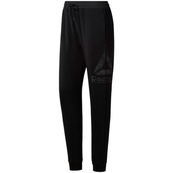 Reebok ELEVATED ELEMENTS PANT černá XS - Dámské kalhoty