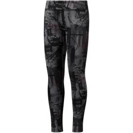 Reebok GIRLS REEBOK ADVENTURE WORKOUT READY LEGGING - Kids' tights