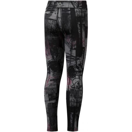 Detské legíny - Reebok GIRLS REEBOK ADVENTURE WORKOUT READY LEGGING - 2