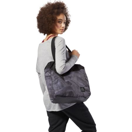 Geantă sport - Reebok WOMENS FOUNDATION GRAPHIC TOTE - 3