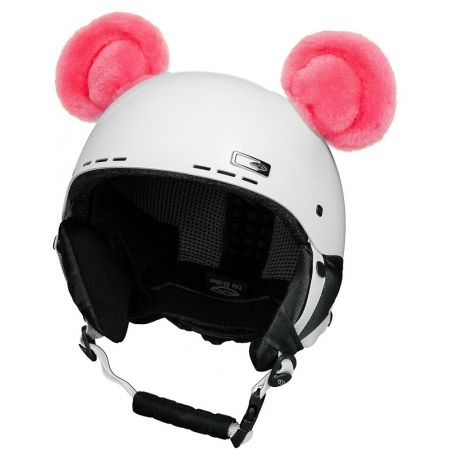 CRAZY EARS Teddy Bear - Crazy Ears CRAZY EARS TEDDY BEAR PINK