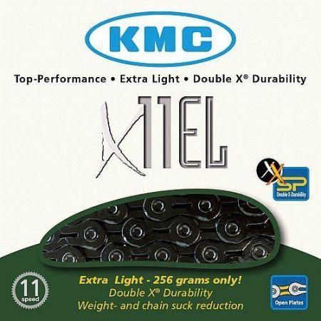 Řetěz na kolo - KMC KMC X11