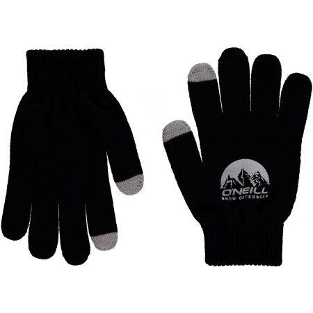 Pánské rukavice - O'Neill BM CLASSY KNIT GLOVES
