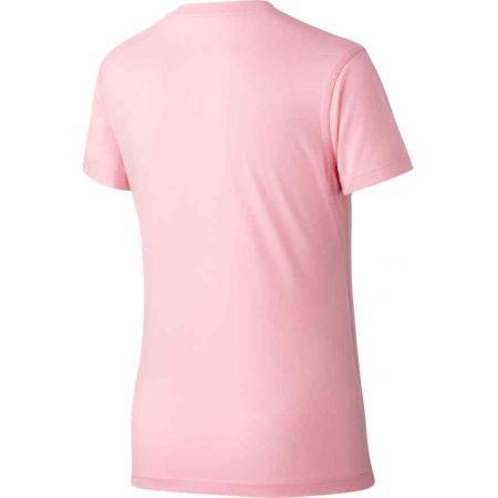Dievčenské tričko - Nike NK DRY LEG TEE V SWOOSH - 2