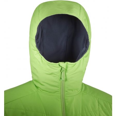 Pánská zimní bunda - Salomon DRIFTER MID HOODIE M - 6