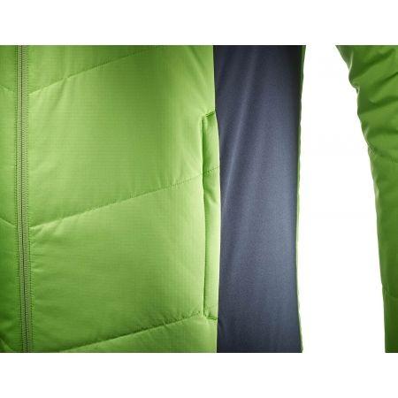 Pánská zimní bunda - Salomon DRIFTER MID HOODIE M - 7