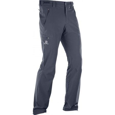 Pánske outdoorové nohavice - Salomon WAYFARER PANT M - 2
