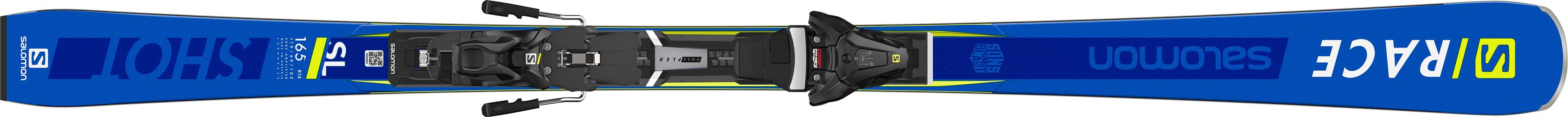 4c4b5e3d06 Salomon S RACE SHOT SL + X12TL. Unisex sjezdové lyže. Unisex sjezdové lyže