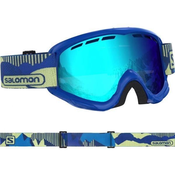 Salomon JUKE - Detské lyžiarske okuliare