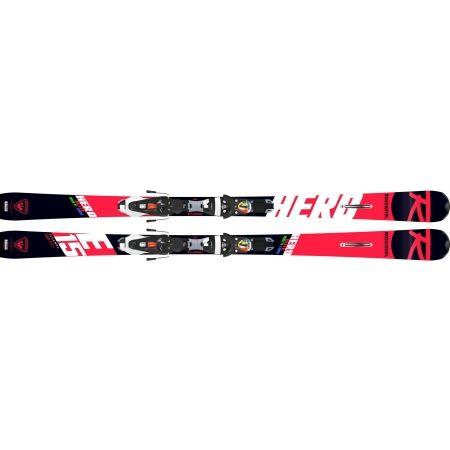 Ски за спускане - Rossignol HERO ELITE MT TI + NX12 - 2