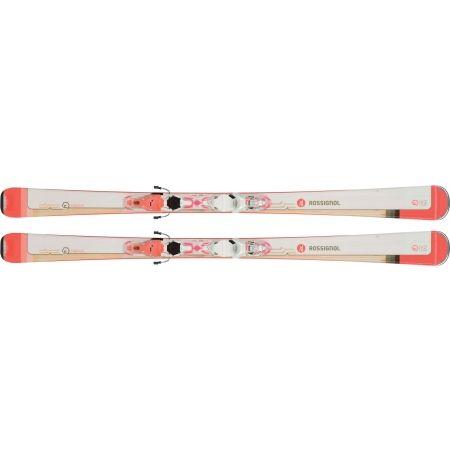 Dámské sjezdové lyže - Rossignol FAMOUS 4 XPRESS + XPRESS W 10 - 2