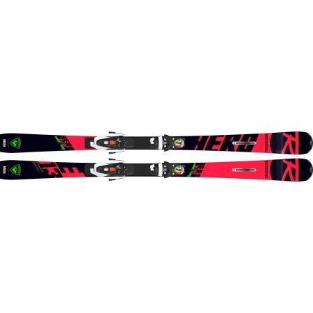 Sjezdové lyže - Rossignol HERO ELITE ST TI + NX12 - 3