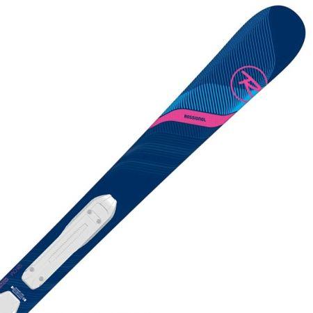 Juniorské sjezdové lyže - Rossignol EXPERIENCE W PRO KID-X + KID-X 4 B76 - 1