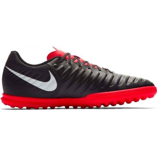 Nike TIEMPOX LEGENDX 7 CLUB TF černá 9.5 - Pánské turfy