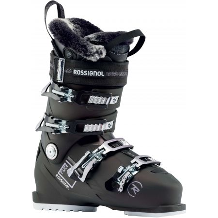 Women's downhill ski boots - Rossignol PURE HEAT - 1