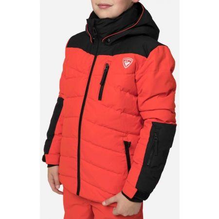Juniorská lyžařská bunda - Rossignol POLYDOWN B - 1