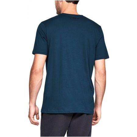 Men's T-shirt - Under Armour TEAM ISSUE WORDMARK SS - 4