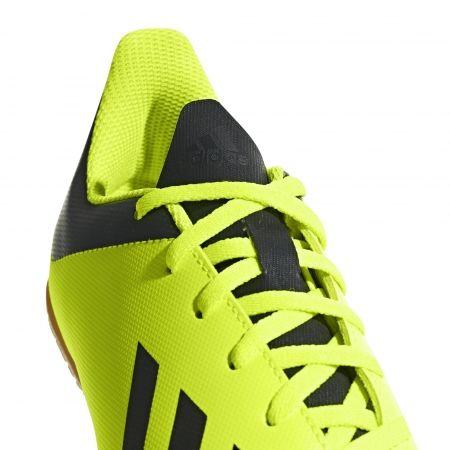 Детски обувки за зала - adidas X TANGO 18.4 IN J - 5