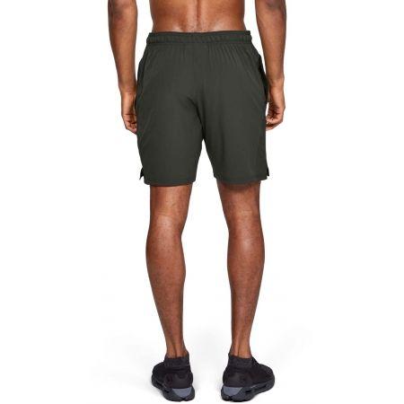 Men's shorts - Under Armour UA CAGE SHORT - 4