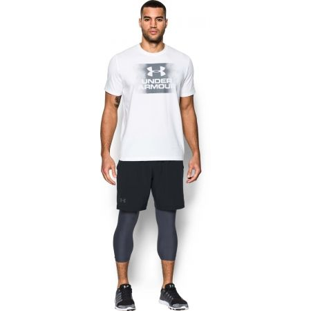 Men's shorts - Under Armour UA CAGE SHORT - 4