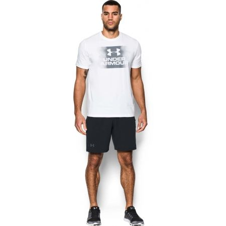 Men's shorts - Under Armour UA CAGE SHORT - 3