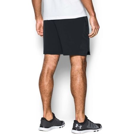 Men's shorts - Under Armour UA CAGE SHORT - 6
