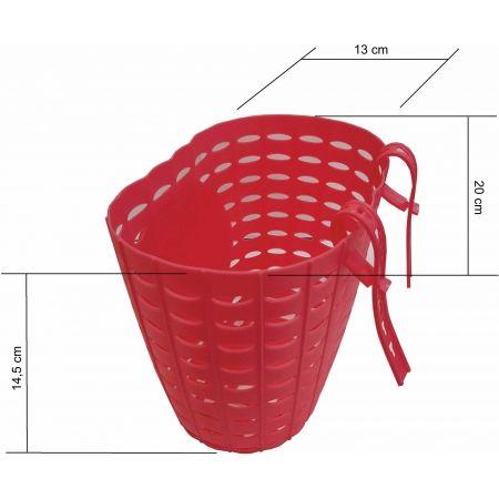 Bicycle basket - Disney BASKET - 4
