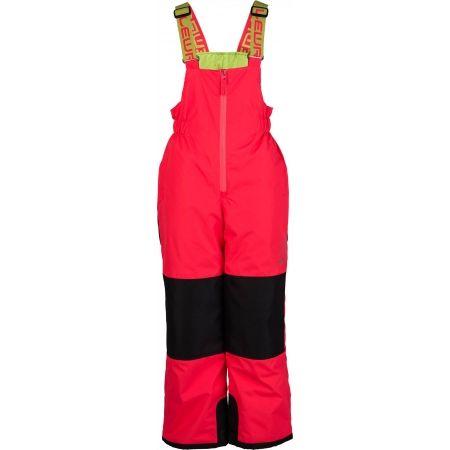 Dětské zateplené kalhoty - Lewro NIMA - 2