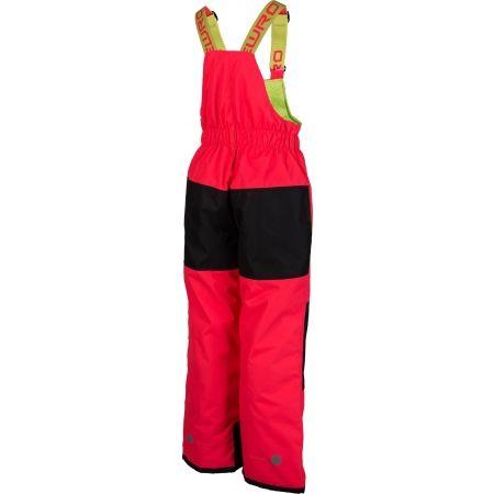 Dětské zateplené kalhoty - Lewro NIMA - 3