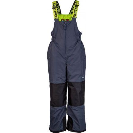 Spodnie ocieplane dziecięce - Lewro NIMA - 2