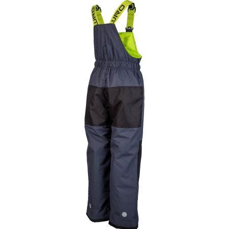 Spodnie ocieplane dziecięce - Lewro NIMA - 3