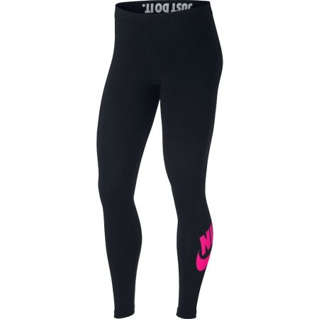 Damen Leggings - Nike LGGNG LEGASEE LOGO W - 1