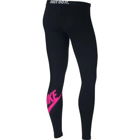 Damen Leggings - Nike LGGNG LEGASEE LOGO W - 2