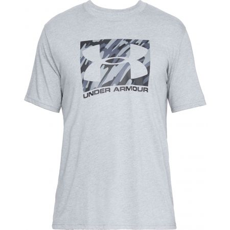 Men's T-shirt - Under Armour UA BOXED SPORTSTYLE SS - 1
