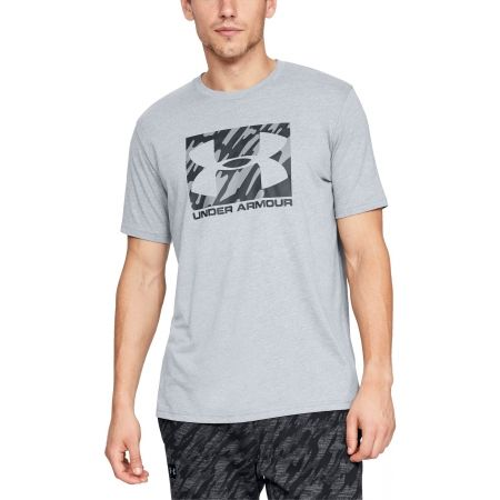 Men's T-shirt - Under Armour UA BOXED SPORTSTYLE SS - 3