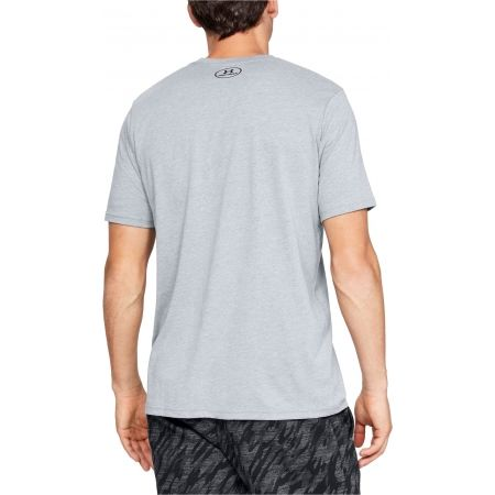 Men's T-shirt - Under Armour UA BOXED SPORTSTYLE SS - 4