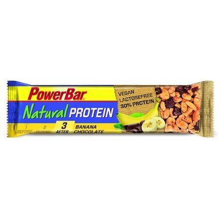 Proteinová tyčinka - Powerbar NATUR PROTEIN BANÁN-ČOKO 40G