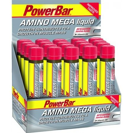 Ampulka - Powerbar AMINO MEGA NEUTRAL