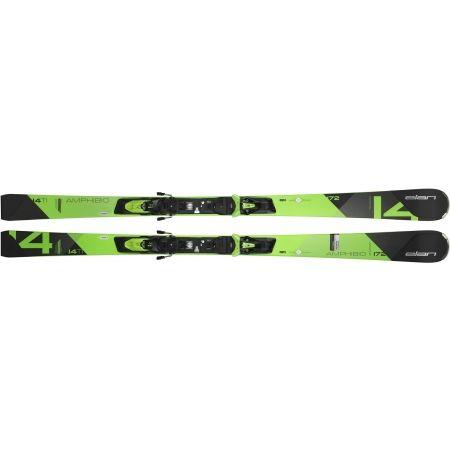 Sjezdové lyže - Elan AMPHIBIO 14 TI FUSION + ELX 11 - 3