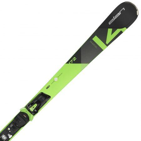 Sjezdové lyže - Elan AMPHIBIO 14 TI FUSION + ELX 11 - 2